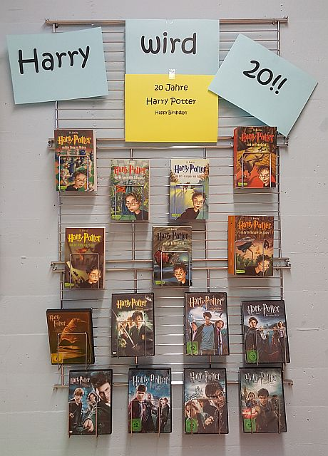 Harry Potter feiert 20. Geburtstag